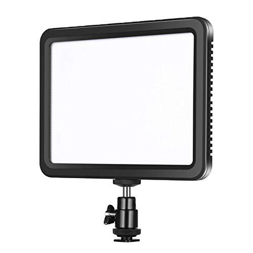 balikha Kit de Iluminación de Fotografía LED Portátil 116 para Luces de Estudio