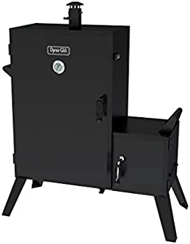 Dyna-Glo Wide Body Vertical Offset Charcoal Smoker