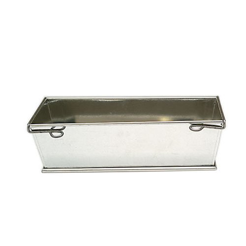 Gobel 120010 Moule à Pâté ou Cake Ouvrant Fer Blanc 22*8 cm