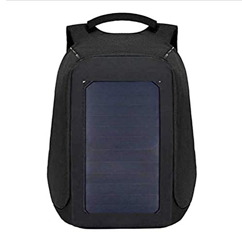 NALEDI 6.5W Solar Charger Backpack Anti-Theft Business Bag Water...