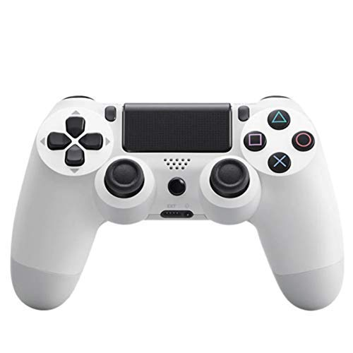 Tek Styz PRO Wireless Controller Works for Dell XPS 10 with 1,000mAh Battery/Built-in Speaker/Gyro/Motor Remote Bluetooth Slim Gamepad (White)