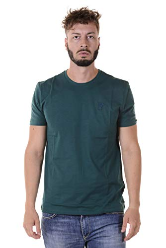Versace Collection - Herren-T-Shirt V800683VJ00180 GRÜN S