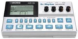 ROLAND BOSS DR-110 DR110 Drum Machine  リズムマシン ドラムマシン  DR110 ボス