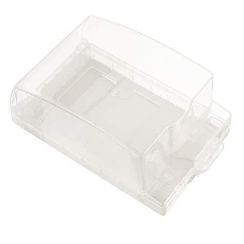 Caja impermeable del interruptor del zócalo del interruptor de la pared 86 tipo caja del zócalo de la prueba de
