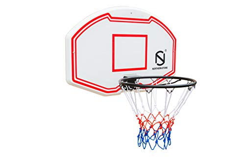Photo of Northern Stone Wall Mount Basketball Hoop Backboard Set For Outdoor and Indoor 90 x 60cm