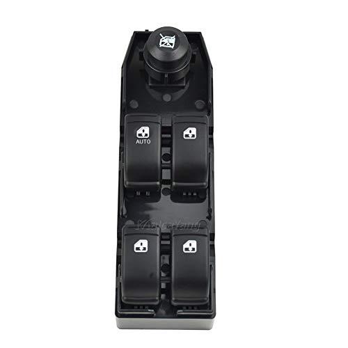 MNBHD Interruptor de Control de Ventana Interruptor de Ajuste for Chevrolet Optra Daewoo Lacetti Delantero Izquierdo 96552814 Maestro Ventana de energía