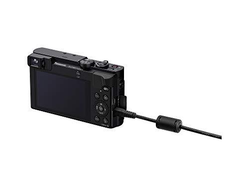 Panasonic DMC-TZ70EG-K Kompakte Systemkamera (12,1 Megapixel) schwarz