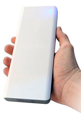 iconBIT FTB20000PB - Powerbank 20.000mAh - 3x USB - Ideal für Smartphone, Tablet usw.