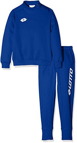 Lotto Suit Zenith Evo Hz Rib Jr Conjunto Deportivo, Niños,
