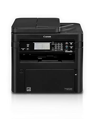 Canon Image CLASS MF269dw (2925C006) All-in-One, Wireless Laser Printer, AirPrint, 30 Pages Per Minute and High Yield Toner Option