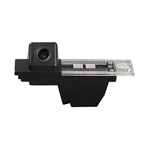 HD 720p Rückfahrkamera für Rückfahrkamera für Universal Monitore (RCA) (Farbe: Schwarz) für Hyundai Tucson/Tucson IX35/Tucson IX/TL MK3 2015 2016 2017 2018
