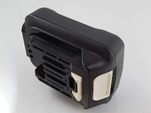 vhbw Batería compatible con Makita FD07Z, HP331DSA, HP331DSAE, HP331DSAP1, HP331DSAX1, HP331DSAX3 herramientas eléctricas (2500mAh Li-Ion 12V)