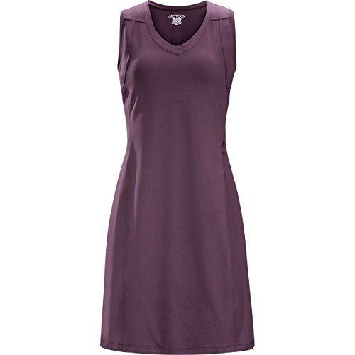 Arc'teryx Soltera Dress - Women's Purple Reign X-Large