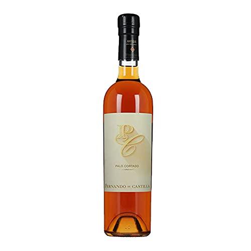 Vino Antique Palo Cortado de 50 cl - D.O. Jerez-Sherry - Bodegas Fernando de Castilla (Pack de 1 botella)