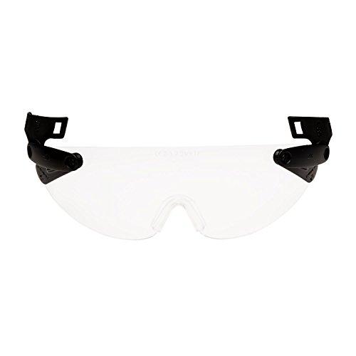 3M -V9C Clear Helm integrierte Brille
