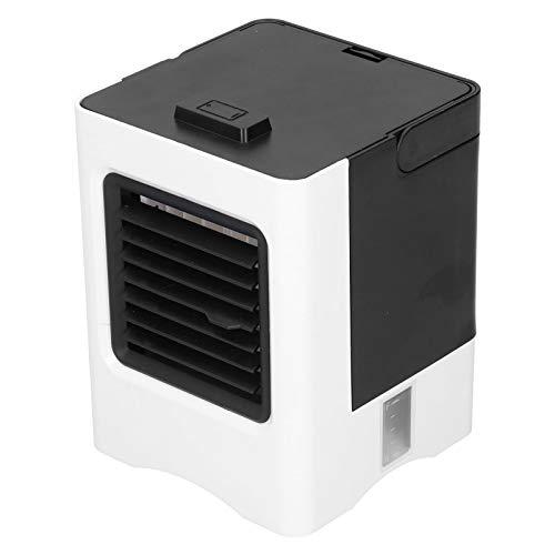 Shanrya Mini condizionatore d'Aria, condizionatore d'Aria con interfaccia Cavo USB per Esterni per Interni