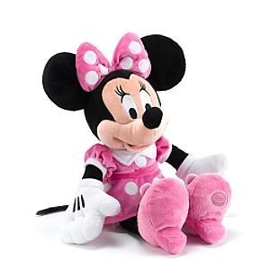 Minnie Mouse Clubhouse Medium Soft Toy
