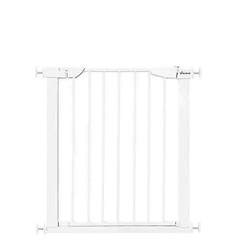 Lowest Price! Huo Safety Gates for Children Metal Multiple Use for Pet Fence, Stair Gate,Isolation D...