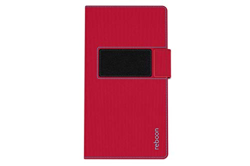Hülle für Mobistel Cynus E7 Tasche Cover Hülle Bumper   Rot   Testsieger