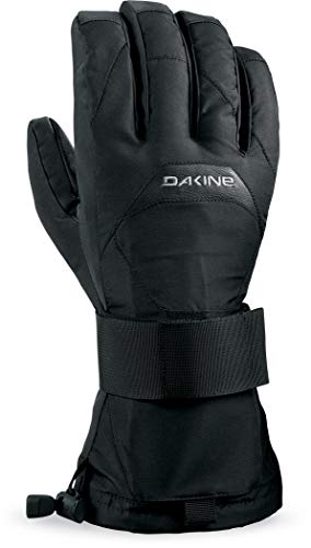 Dakine Unisex Wristguard Gloves - Black - Small