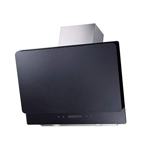 Respekta afzuigkap glas 60 cm LED zwart & touchscreen