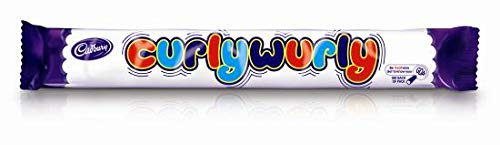 48 x Chocolade Reep Curly Wurly 26 gram