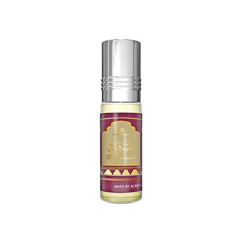Prime Echt Attar Öl Parfüm Duft Alkoholfrei Halal 6-ml Top Qualität 6 ml x 6 PCS (6er Pack) - Al-Sharquiah