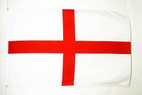 AZ FLAG Flagge England 90x60cm - ENGLISCHE Fahne 60 x 90 cm - flaggen Top Qualität