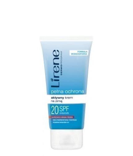 Lirene full protection winter cream SPF 20 | Wintercreme SPF20