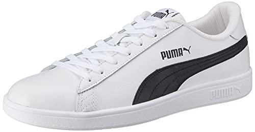 Tênis, PUMA, Adulto Unissex, Branco e Preto, 41