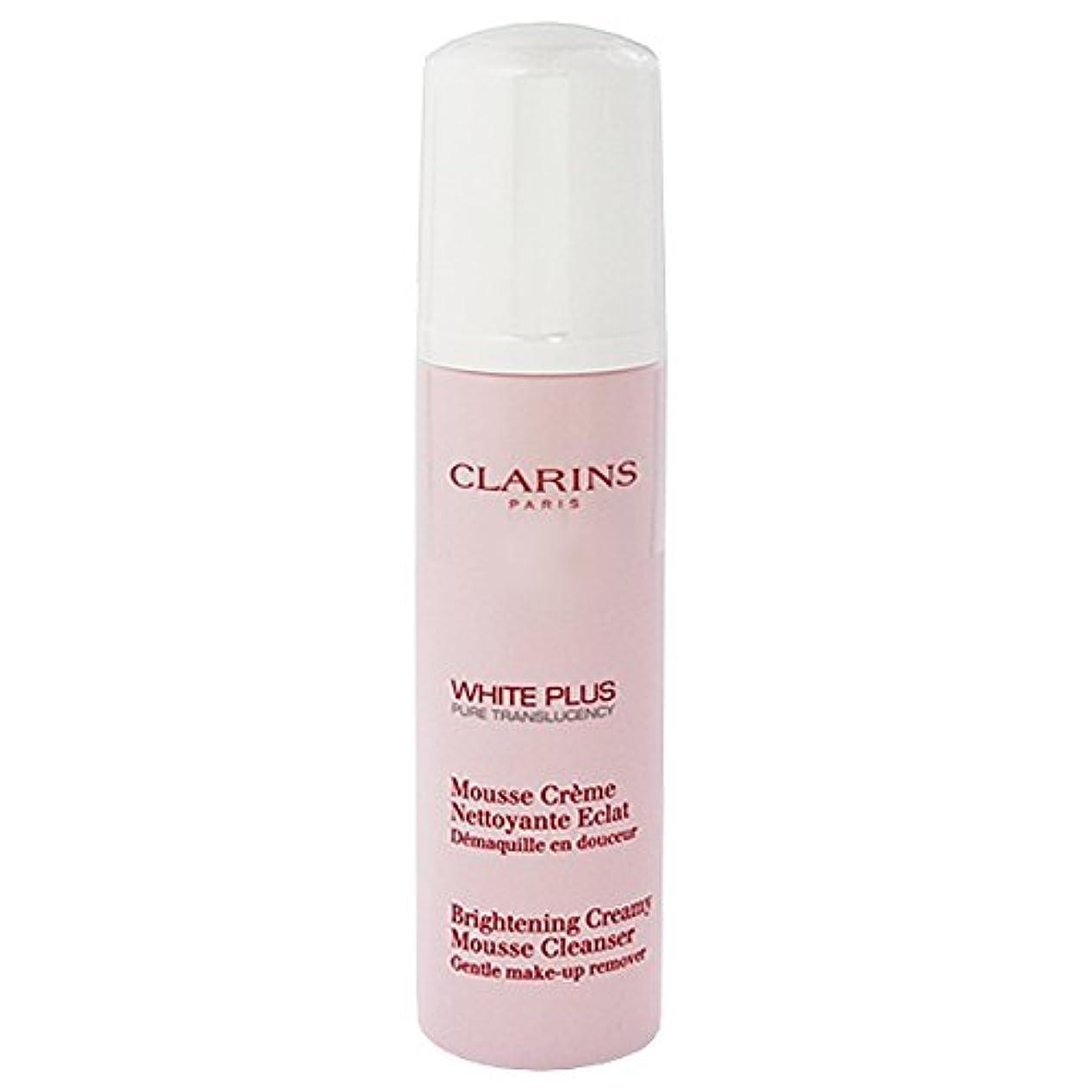恐れるりんごネックレスクラランス CLARINS ホワイト-プラス ブライト クレンザー 150ml [並行輸入品]