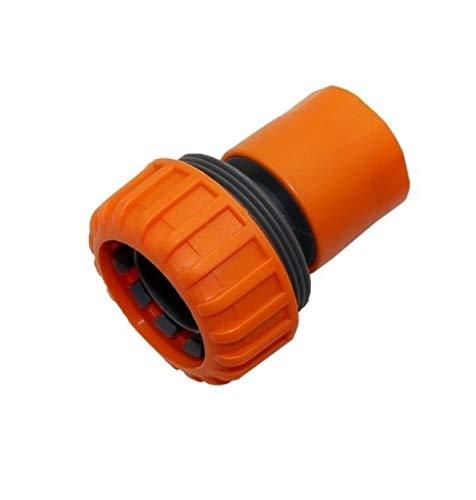 NLLeZ 1pc 25mm Manguera de conexión rápida de Lavado 1 Pulgada Agua del Grifo Jardín de riego Conectores de Coches de riego Manguera del Adaptador de Acoplamiento (tamaño : 25mm)