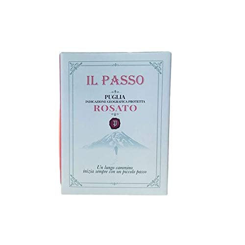 Rosé Italien Primitivo Il Passo Puglia Bag in Box trocken (1x5L)