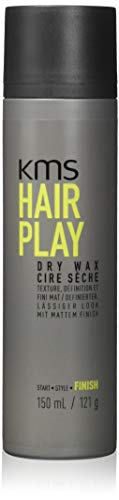 KMS California Hairplay Dry Wax, 1er Pack (1 x 150 ml)