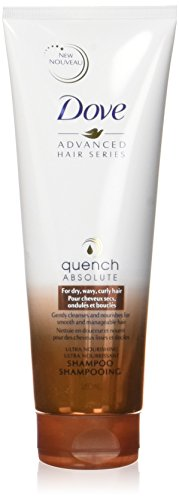 Dove Quench Absolute Shampoo 250ml