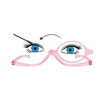 OCCI CHIARI Makeup Reading Glasses Magnifying Makeup Application Cosmetic Flip Up Make up Readers Magnifier Women