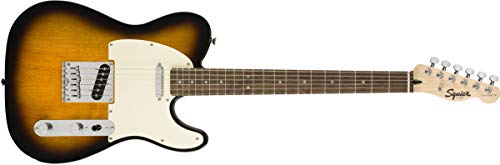 Fender Squier Bullet Telecaster LRL Brown Sunburst. Guitarra