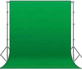 1.5x3m Green Non-woven fabric Photo Photography Backdrop Background Cloth 5x10ft