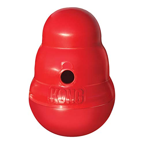 KONG Wobbler Interactive Treat Dispensing Dog Toy