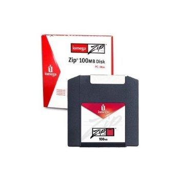 iomega Zip-100 Diskette Disk Disc Speicher Speichermedium