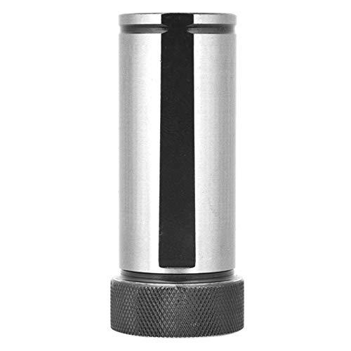 Jeanoko Hochwertige Stahlfederzange 40Cr Verlängerungsstange CNC-Drehmaschinenfräswerkzeughalter für Bohrmaschinen für CNC-Graviermaschinen(D32-7)