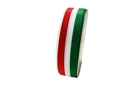 Furlanis Nastro Tricolore, Raso, 16mm x 25m