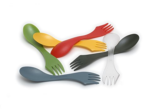 Light My Fire 4er Set Spork (Random)