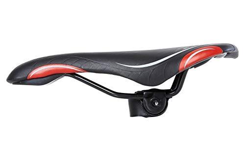 Selle, sellino per bici da corsa da uomo, ideale per mountain bike, GW VD653A