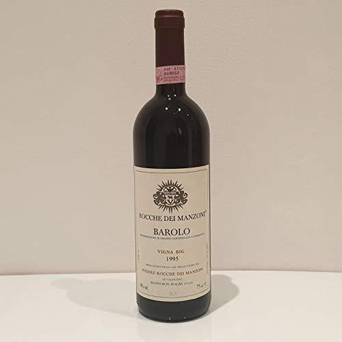 Cantina delle Meraviglie - Vino Rosso BAROLO BIG 'D BIG ROCCHE DEI MANZONI 1995 0.75