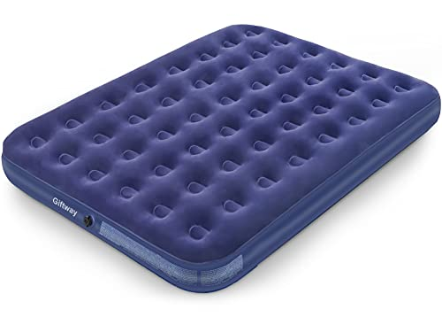 Giftway Queen Camping Air Mattress Inflatable Air Bed