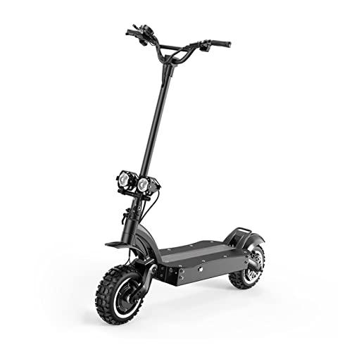 HMEI 85km / h Ecooter eléctrico Dual Motor 7 2V 7000W E - SOPOOOTER HIDRÁULICO Freno DE Freno Scooters Motocicleta eléctrica (Color : 60V5600W)