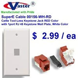 Cat 5E Wiring Diagram Wall Jack A Or B from m.media-amazon.com