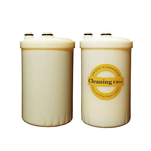 Compatible HG-N Type Replacement Filter for Water Ionizers + Cleaning Cartridge