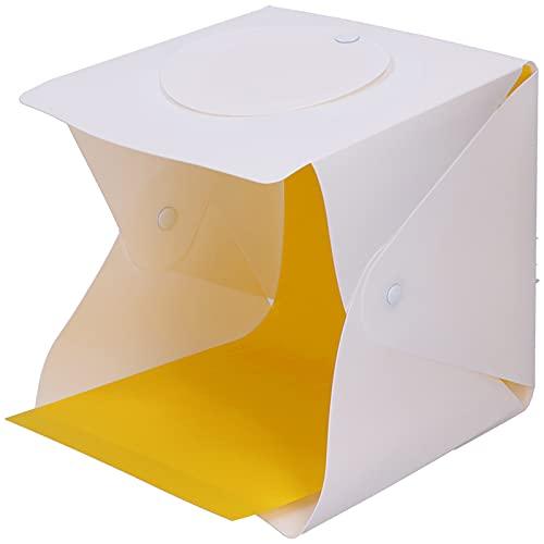 01 Caja de Estudio fotográfico, Caja de plástico para fotografía de Fondo para anunciantes de Productos para entusiastas de la fotografía